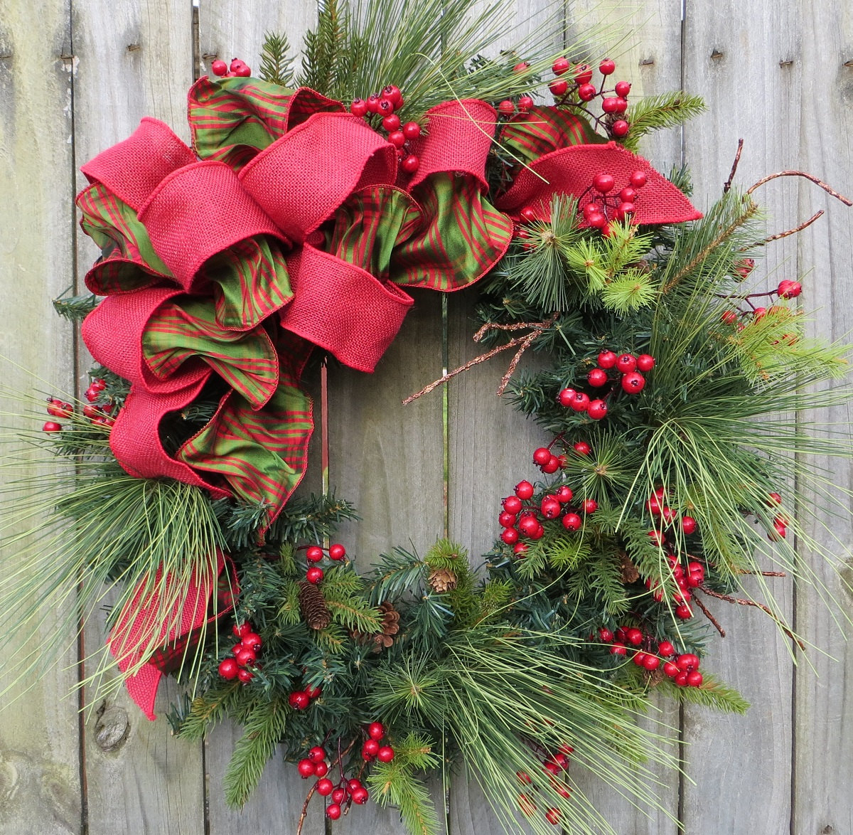 Christmas Wreath Ideas! – Formby Home
